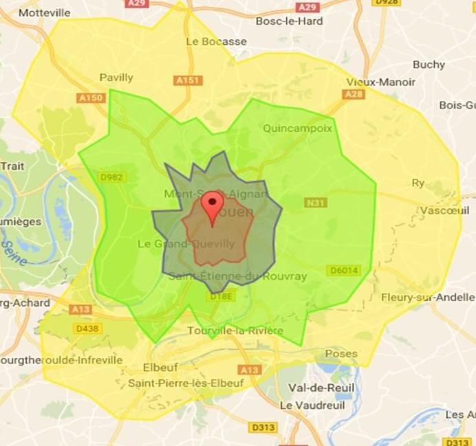 Zones-sophrologue-Rouen-rive-gauche